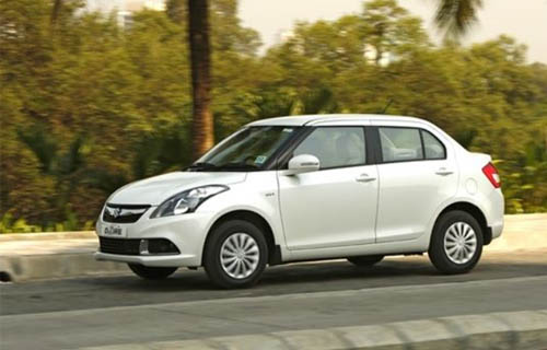 2020 Maruti Dzire: Old vs New