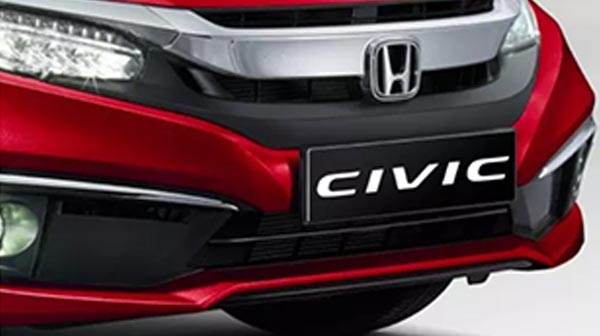 Honda Civic Grill