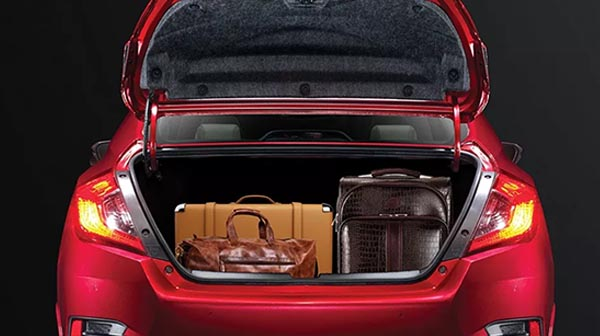 Honda Civic Trunk